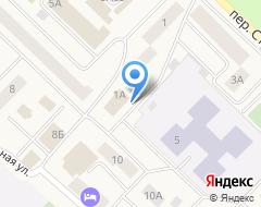 Компания Банкомат Банк УРАЛСИБ на карте города