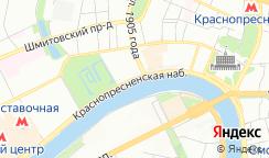 ПРЕДСТАВИТЕЛЬСТВО В МОСКВЕ КБ EXIM BANK на карте