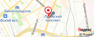 Lockout Bar на карте