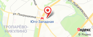 TransAutoGroup на карте