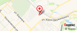 YAMAHA Motor Center KEMEROVO на карте