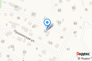 Компания «Строящийся коттеджный поселок по ул. Павловская (днп Павловское Глинка)» на карте