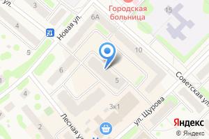 Компания «Дот» на карте