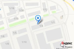 Компания «АБТ» на карте