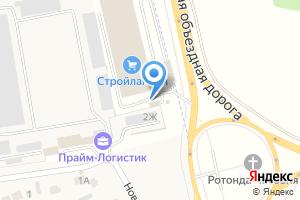 Компания «МаслоЛюкс» на карте
