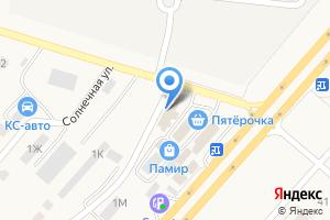 Компания «Центр Кровли» на карте