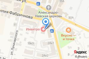 Компания «Соцфамилия» на карте
