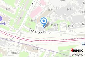 Компания «Е-ЦВЕТЫ» на карте