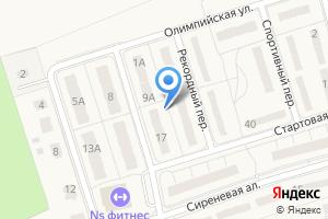Компания «Юсупово лайф парк» на карте
