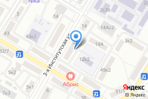 Компания «Shopmod» на карте