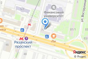 Компания «Страна цветов» на карте
