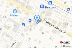 Компания «Магазин колготок и бижутерии на Советской» на карте