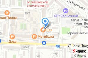 Компания «АлаичЪ и Ко» на карте