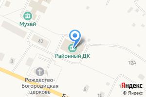 Компания «Приморский районный дом культуры» на карте