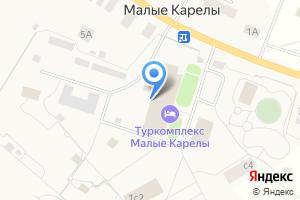 Компания «Банкомат МДМ Банк» на карте