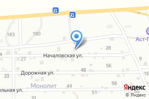 Компания «Майн Штерн» на карте