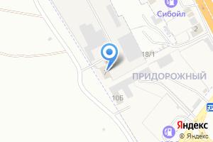 Компания «Управление по мелиорации земель и сельскохозяйственному водоснабжению Алтайского края» на карте