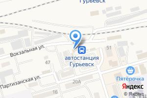 Компания «Фруктовый сад» на карте
