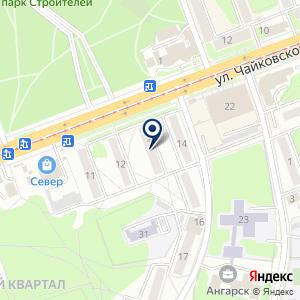 """«""""ДОМ ТЕКСТИЛЯ"""" » на карте"""