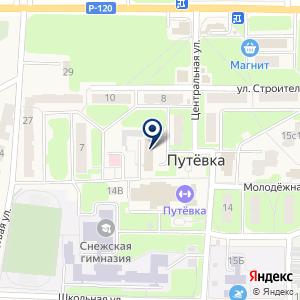 «Дом Уют Сервис» на карте