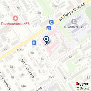 «Смета Барнаул» на карте