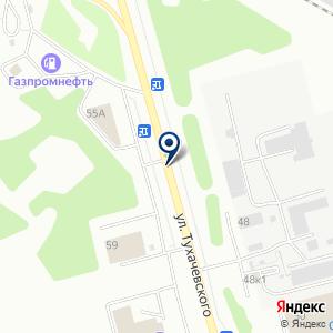 «ДоставкаЭлектрики.рф» на карте