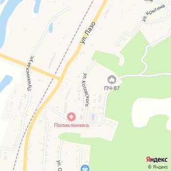 Почта с индексом 692486 на Яндекс.Картах