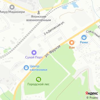 5-ти минутка на Яндекс.Картах