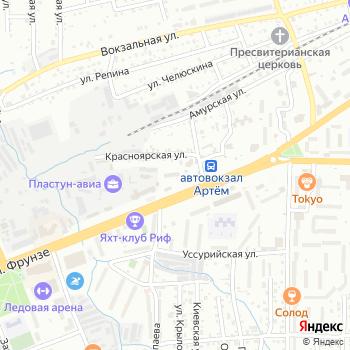 ПСТК на Яндекс.Картах