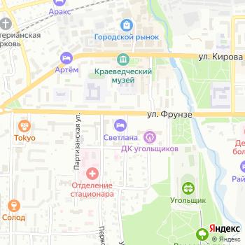 Boomerang на Яндекс.Картах