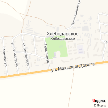 Причерноморье на Яндекс.Картах