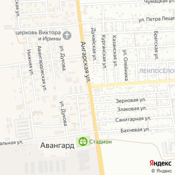 Будьте здоровы на Яндекс.Картах