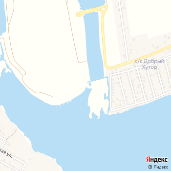 Добрый хутор на Яндекс.Картах