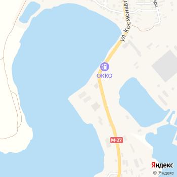 Кипарис на Яндекс.Картах