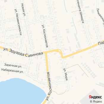 Агура-Чародей на Яндекс.Картах