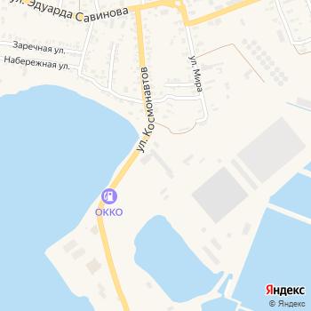 ИСРЗ на Яндекс.Картах