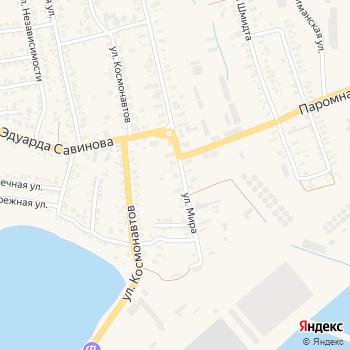 Ощадбанк на Яндекс.Картах