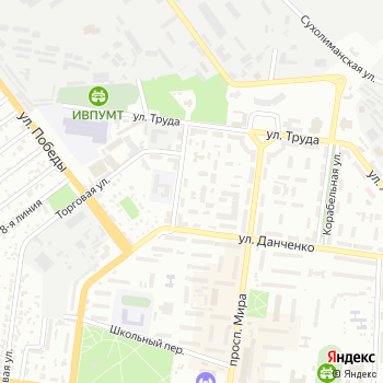 Трансплан на Яндекс.Картах