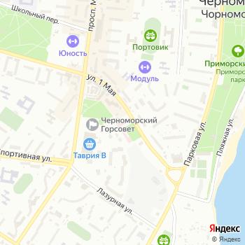 Поликлиника №1 на Яндекс.Картах