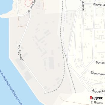 Аквафрост на Яндекс.Картах