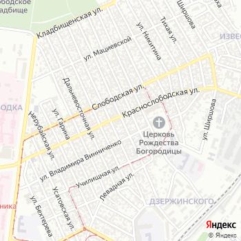 Слобідський на Яндекс.Картах