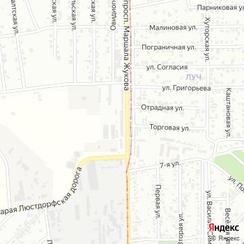 Кмс на Яндекс.Картах