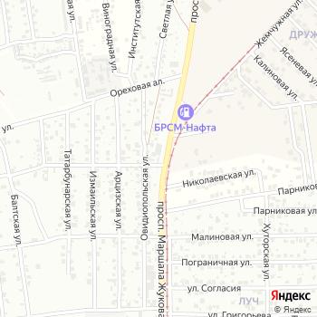 Шина на Яндекс.Картах