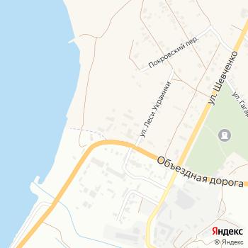Тойота-Люкс на Яндекс.Картах