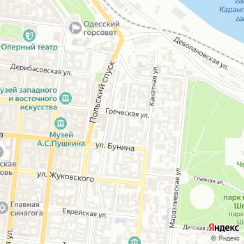 Штрих на Яндекс.Картах
