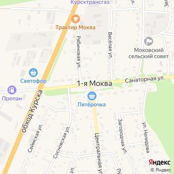 Моква на Яндекс.Картах