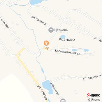 Почта с индексом 429150 на Яндекс.Картах