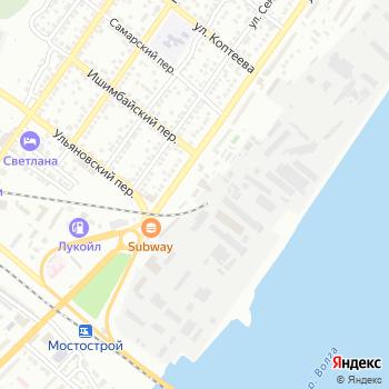 АстраДок на Яндекс.Картах