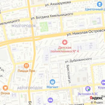 Средняя общеобразовательная школа №1 на Яндекс.Картах