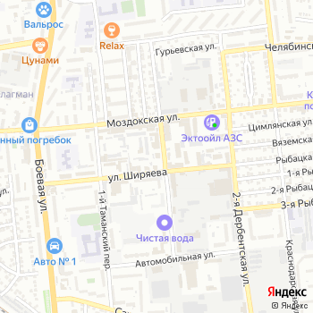 Стрий на Яндекс.Картах